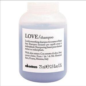 75 ML Davines Haircare Love Shampoo